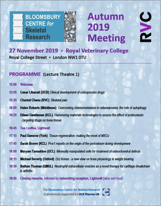 Programme BCSR Nov 2019 PNG